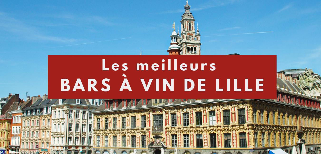 Bar à vin Lille