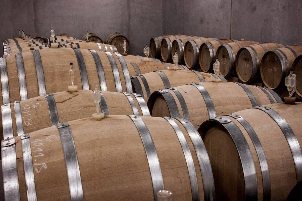 élevage du vin - vinifier vin rouge