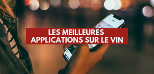 Application sur le vin