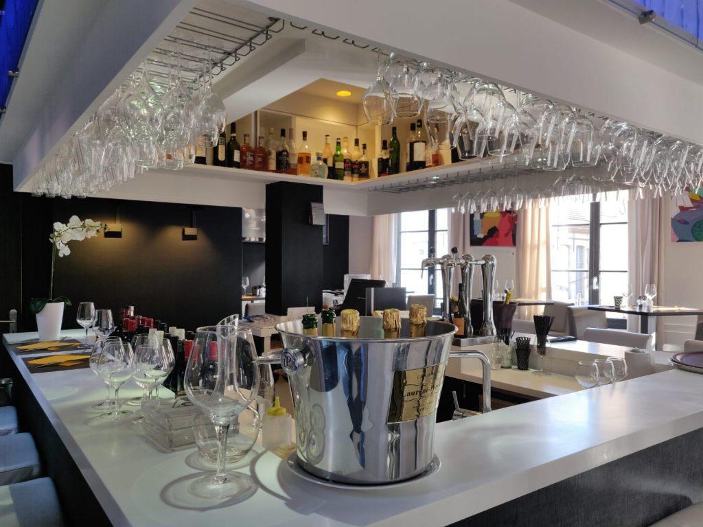 Club privé du bar à vin - La part des anges à Lille