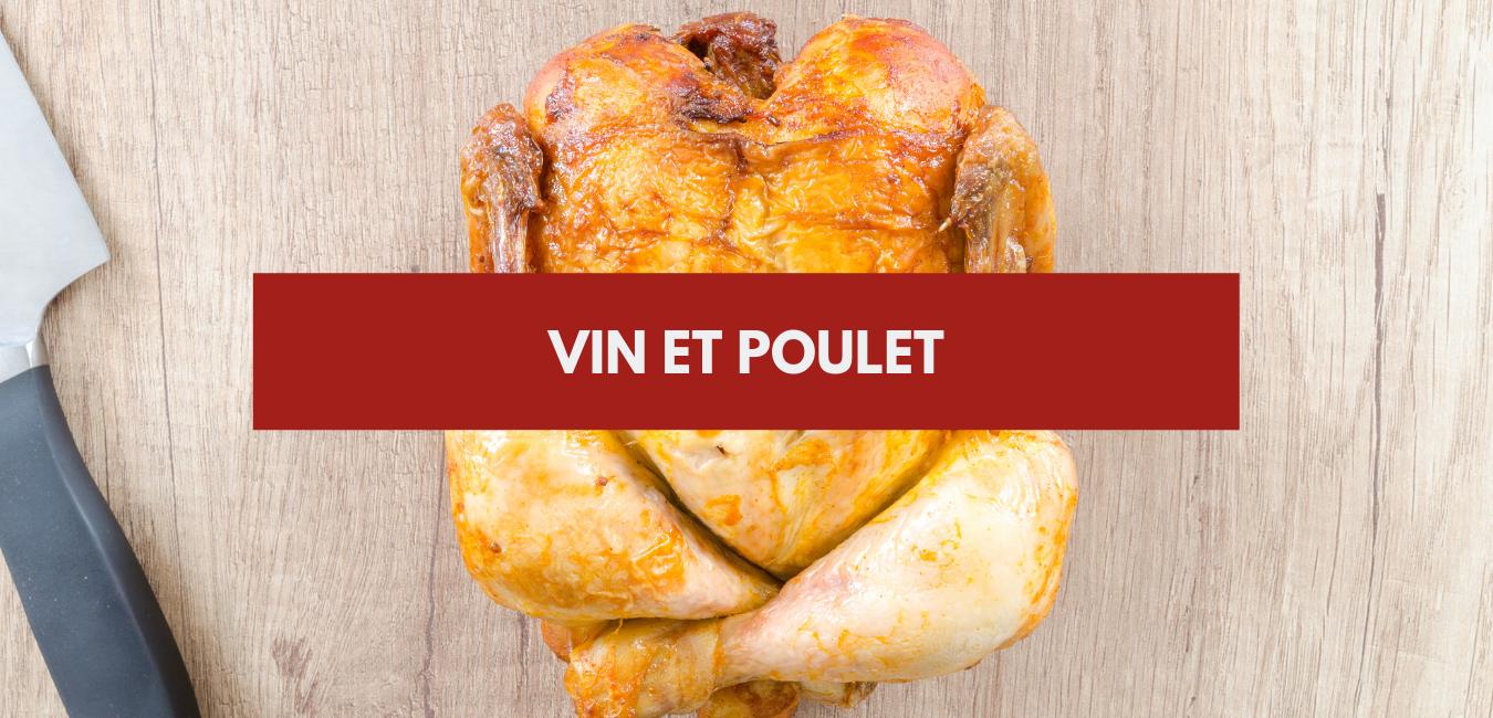 Quel vin avec du poulet?