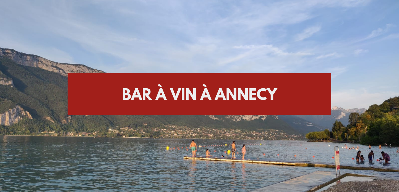 Bar à vin Annecy