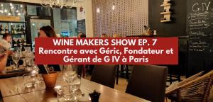 Rencontre avec Géric de G.IV à Paris