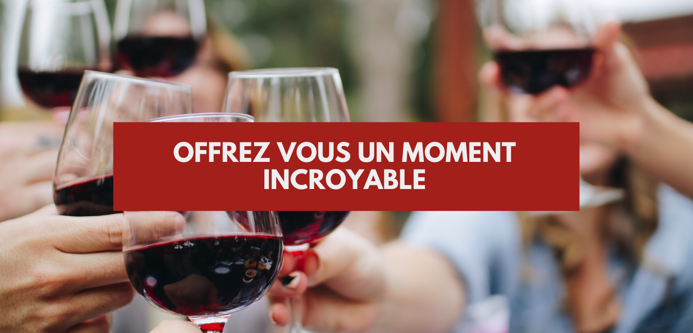 Dégustation de vin à domicile Paris
