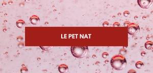 Pet Nat : le pétillant naturel