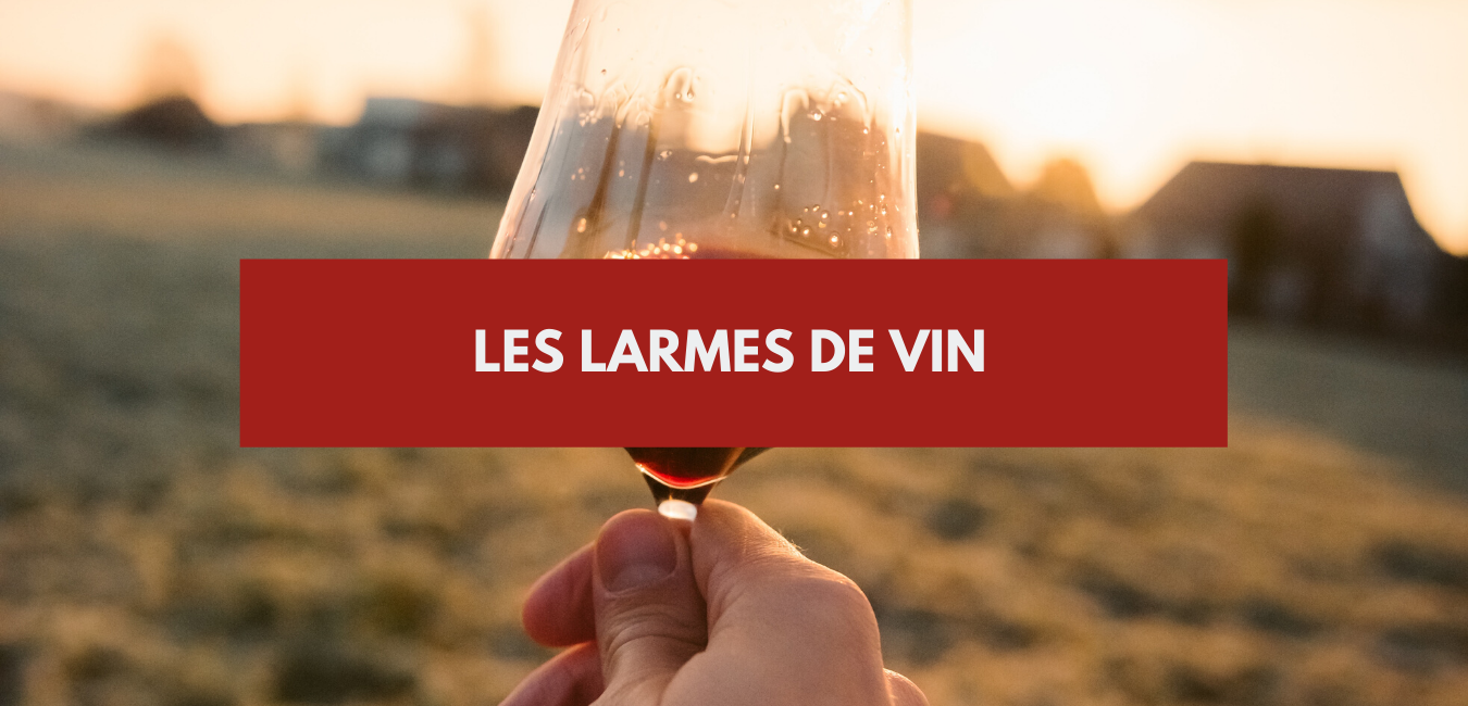 You are currently viewing Larmes de vin