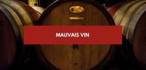 Mauvais vin
