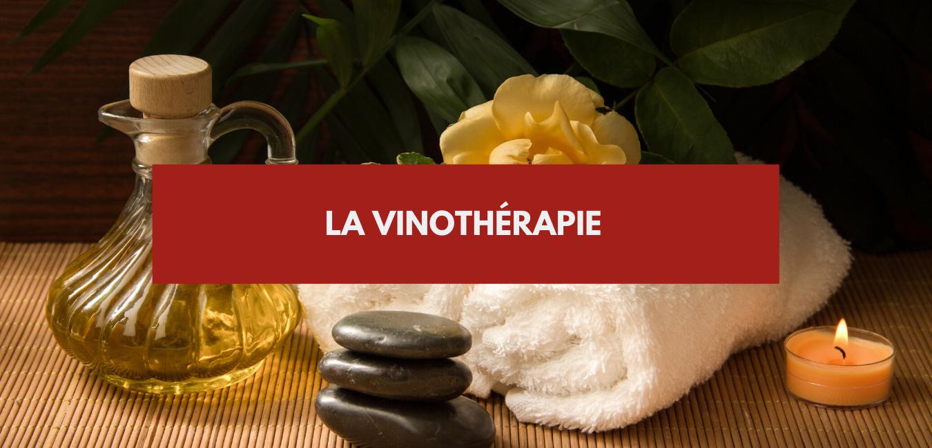La vinothérapie