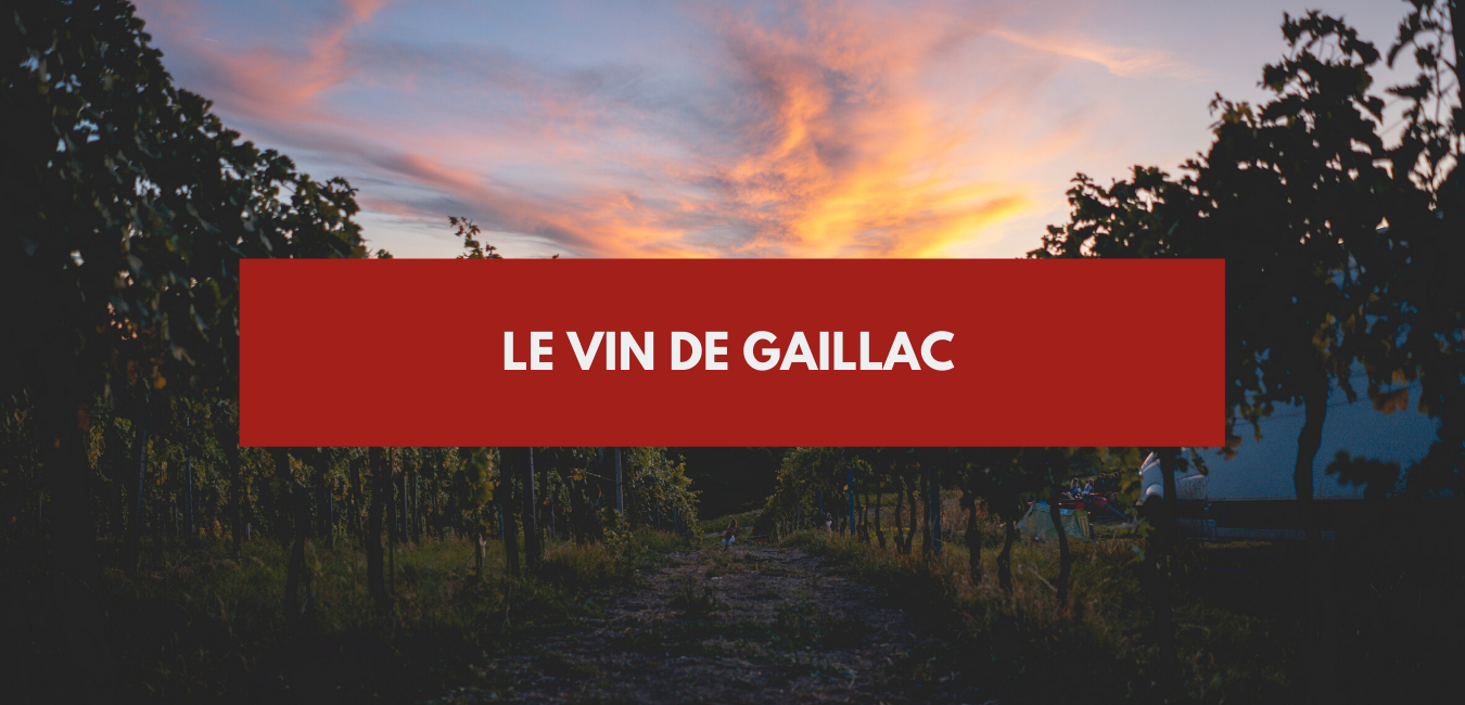 Le vin de Gaillac