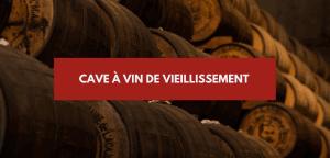 Cave à vin de vieillissement