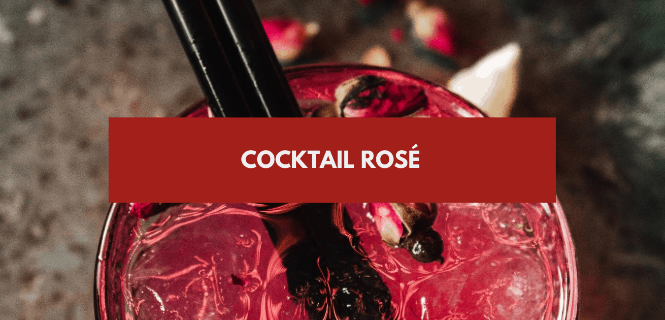 Cocktail Rosé