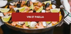 Vin et Paella