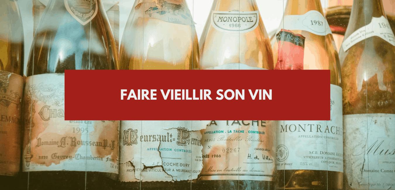 Faire vieillir le vin : quand boire le vin ?