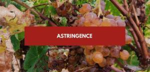 Astringence