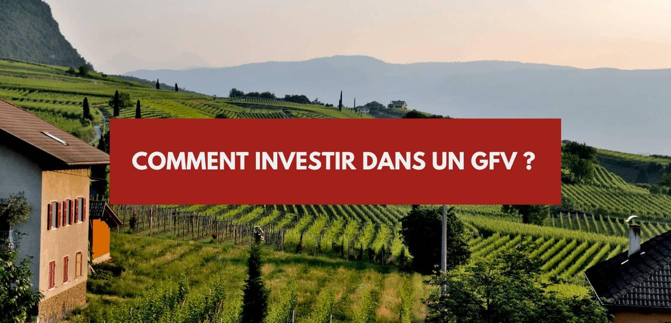 GFV : Groupement foncier viticole