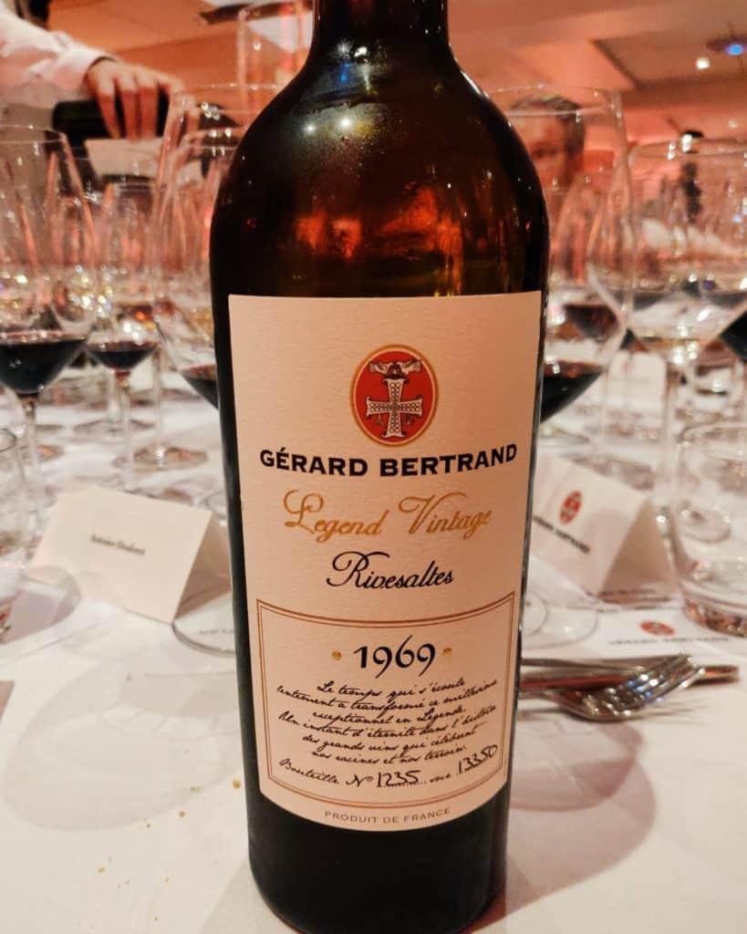 Rivesaltes de 1969 - Gérard Bertrand