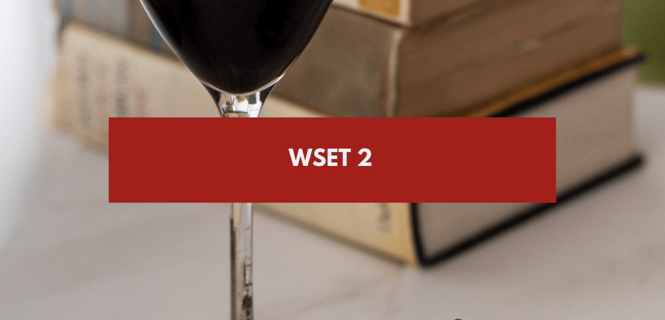 WSET 2 : formation et certification