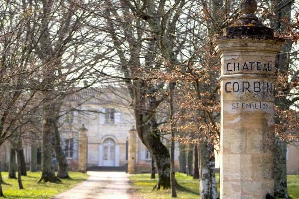Château Corbin - Grand cru classé Saint Emilion