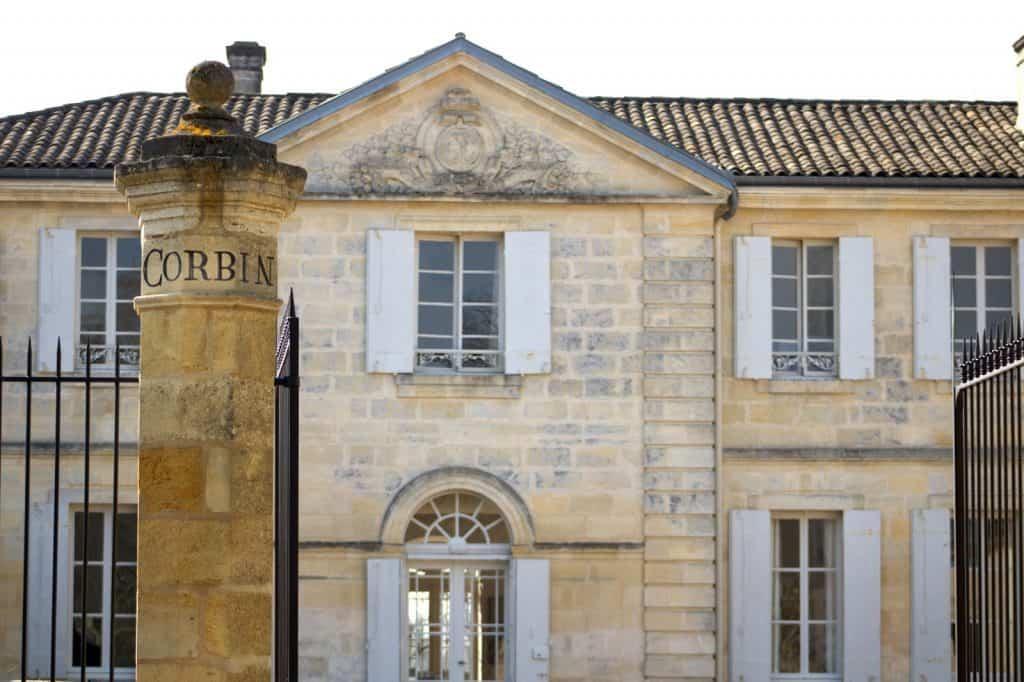 Château Corbin Saint Emilion