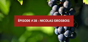 Read more about the article Épisode #38 – Nicolas Grosbois