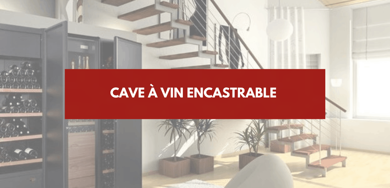 Cave à vin encastrable